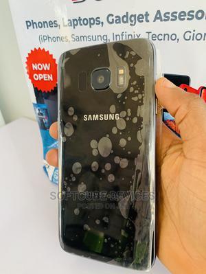 Samsung Galaxy S7 edge 64 GB Black   Mobile Phones for sale in Osun State, Osogbo