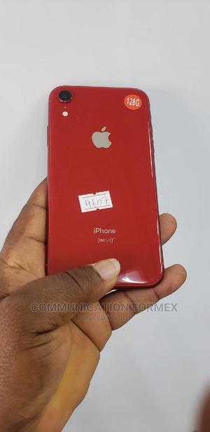 Apple iPhone XR 128 GB Red | Mobile Phones for sale in Lagos State, Ipaja