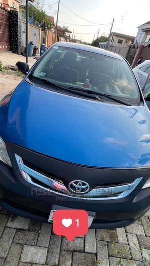 Toyota Corolla 2010 Blue | Cars for sale in Lagos State, Ikotun/Igando