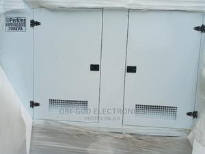 700kva Perkins Soundproof Diesel Generator   Electrical Equipment for sale in Lagos State, Ikeja