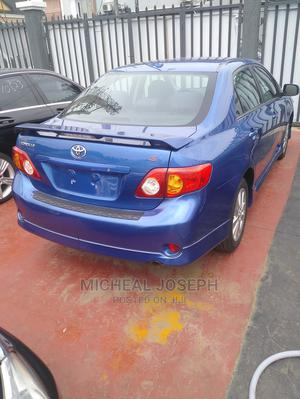 Toyota Corolla 2010 Blue | Cars for sale in Lagos State, Magodo