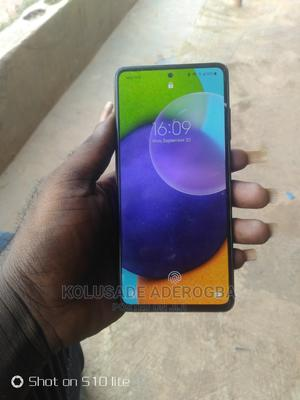 Samsung Galaxy A52 128 GB Black   Mobile Phones for sale in Osun State, Osogbo