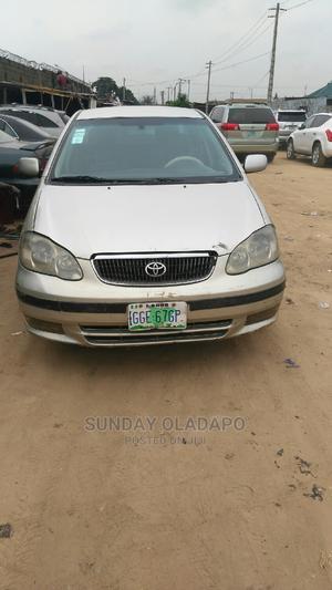 Toyota Corolla 2004 Silver   Cars for sale in Lagos State, Ikorodu