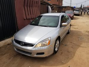 Honda Accord 2007 Silver | Cars for sale in Lagos State, Agege