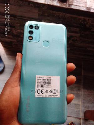 Infinix Hot 10 Play 32 GB Green   Mobile Phones for sale in Lagos State, Ikorodu