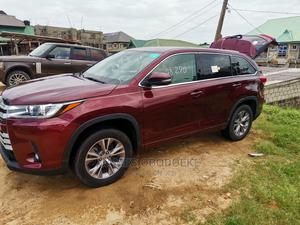 Toyota Highlander 2014 Red | Cars for sale in Lagos State, Ojo