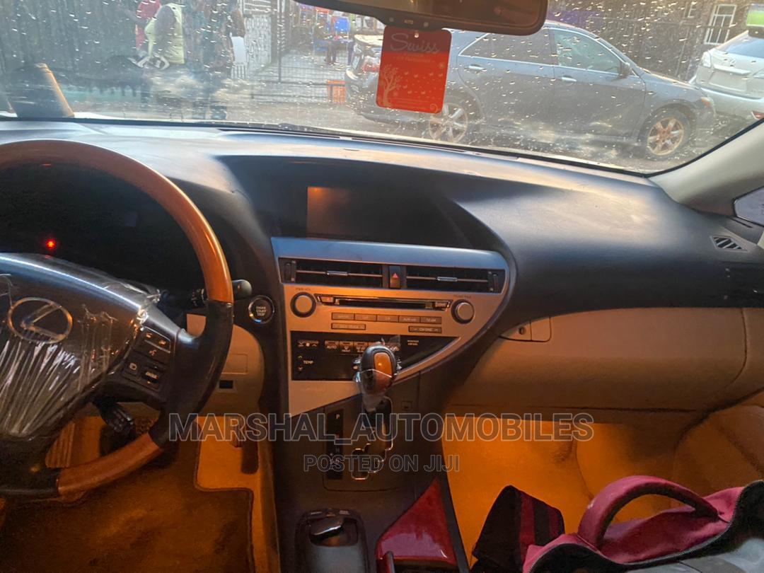 Lexus RX 2010 Gold   Cars for sale in Benin City, Edo State, Nigeria