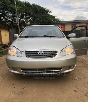 Toyota Corolla 2004 Gold   Cars for sale in Lagos State, Ejigbo