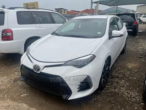 Toyota Corolla 2018 SE (1.8L 4cyl 2A) White | Cars for sale in Lagos State, Ojodu