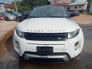 Land Rover Range Rover Evoque 2013 Pure Plus AWD White | Cars for sale in Delta State, Ethiope East