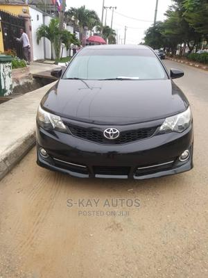 Toyota Camry 2014 Black | Cars for sale in Lagos State, Surulere