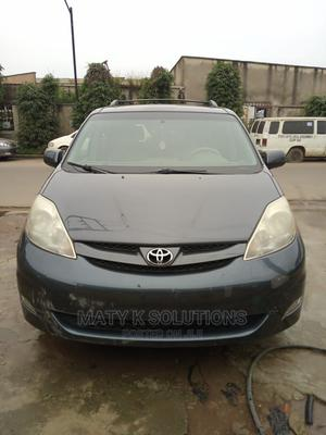 Toyota Sienna 2008 XLE Gray   Cars for sale in Lagos State, Abule Egba
