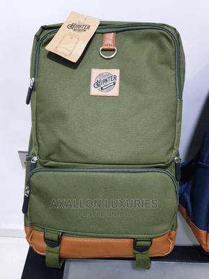 Hipster Backpack-Green | Bags for sale in Lagos State, Ikeja