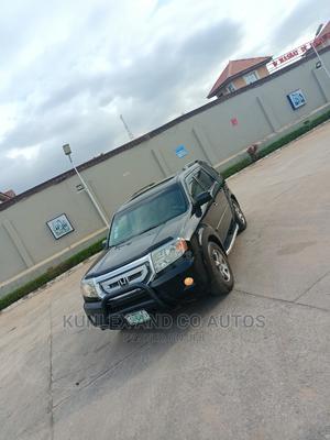 Honda Pilot 2009 EX 4dr SUV (3.5L 6cyl 5A) Black | Cars for sale in Lagos State, Ikorodu