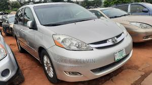 Toyota Sienna 2008 XLE Limited Silver   Cars for sale in Lagos State, Amuwo-Odofin