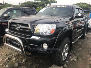 Toyota Tacoma 2009 Access Cab V6 Automatic Black | Cars for sale in Lagos State, Apapa