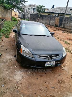 Honda Accord 2003 Blue   Cars for sale in Lagos State, Ikorodu