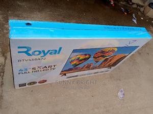 Royal Smart Tv 43inches | TV & DVD Equipment for sale in Abuja (FCT) State, Wuse