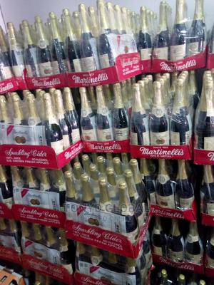Martinellis Non Alcoholic Wine | Meals & Drinks for sale in Lagos State, Amuwo-Odofin