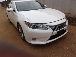 Lexus ES 2013 350 FWD White | Cars for sale in Lagos State, Ipaja