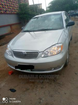 Toyota Corolla 2004 S Silver | Cars for sale in Lagos State, Ogba