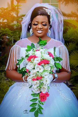 Ball Gown, Wedding Dress, White Wedding Dress   Wedding Wear & Accessories for sale in Lagos State, Abule Egba