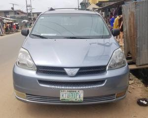 Toyota Sienna 2005 LE AWD Blue | Cars for sale in Lagos State, Ikeja