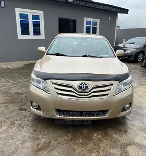 Toyota Camry 2010 Gold   Cars for sale in Lagos State, Ifako-Ijaiye