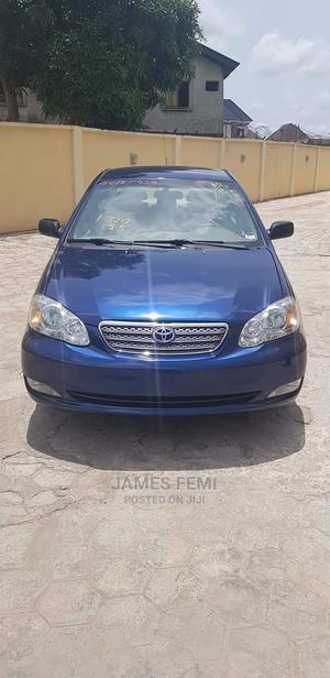 Toyota Corolla 2004 Sedan Blue | Cars for sale in Benue State, Otukpo