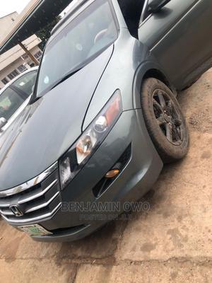 Honda Accord Crosstour 2010 Green | Cars for sale in Ogun State, Abeokuta North