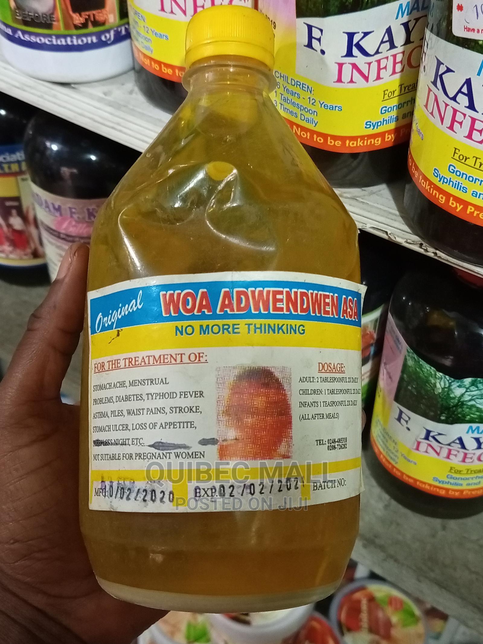 Yellow Yellow Woa Adwendwen