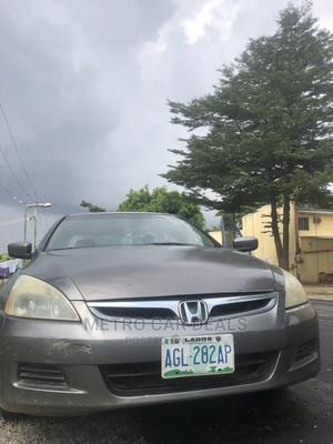Honda Accord 2006 2.0 Comfort Automatic Gray | Cars for sale in Abuja (FCT) State, Garki 2