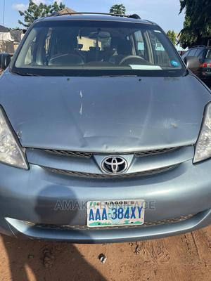 Toyota Sienna 2007 Blue | Cars for sale in Delta State, Oshimili South