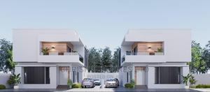 4bdrm Duplex in River Valley Estate for Sale | Houses & Apartments For Sale for sale in Ojodu, River Valley Estate