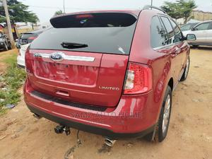 Ford Edge 2014 Red   Cars for sale in Lagos State, Ikotun/Igando
