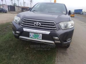 Toyota Highlander 2009 4x4 Green | Cars for sale in Lagos State, Amuwo-Odofin