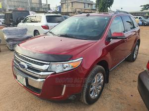 Ford Edge 2014 Red   Cars for sale in Lagos State, Alimosho