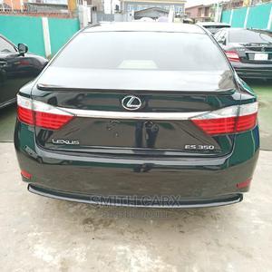 Lexus ES 2014 350 FWD Black | Cars for sale in Lagos State, Ikeja