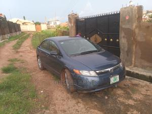 Honda Civic 2008 1.4 Blue | Cars for sale in Oyo State, Ido