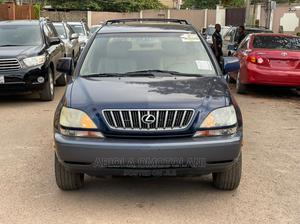 Lexus RX 2002 300 2WD Blue | Cars for sale in Lagos State, Ogba