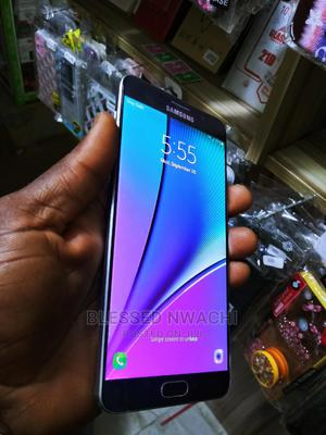 Samsung Galaxy Note 5 32 GB Blue | Mobile Phones for sale in Abuja (FCT) State, Maitama