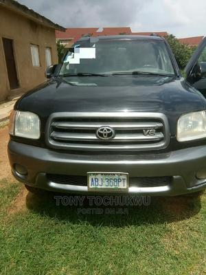 Toyota Sequoia 2006 Black | Cars for sale in Abuja (FCT) State, Central Business District