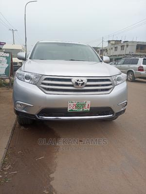 Toyota Highlander 2011 Limited Silver | Cars for sale in Lagos State, Alimosho