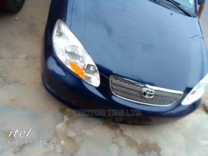 Toyota Corolla 2006 LE Blue | Cars for sale in Kaduna State, Kaduna / Kaduna State