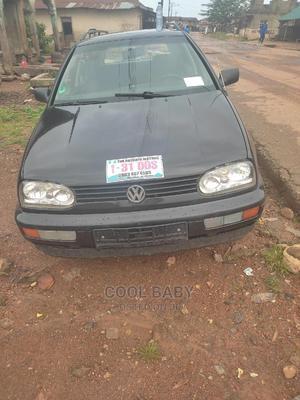 Volkswagen Golf 2002 Black | Cars for sale in Osun State, Osogbo