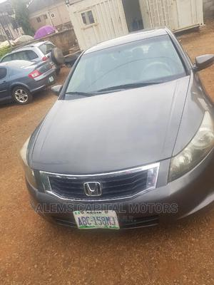 Honda Accord 2008 2.0 Comfort Gray | Cars for sale in Abuja (FCT) State, Gwarinpa
