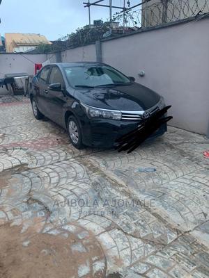Toyota Corolla 2014 Black | Cars for sale in Lagos State, Ikotun/Igando