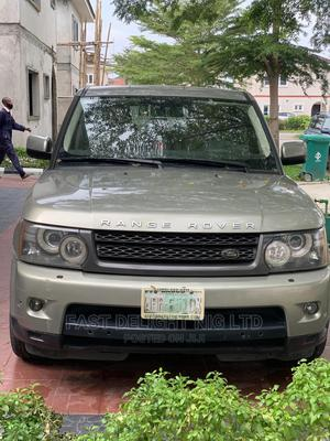 Land Rover Range Rover 2011 Gold | Cars for sale in Lagos State, Ajah