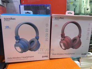 Porodo Kids Wireless Headphone | Headphones for sale in Lagos State, Ikeja