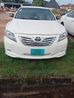 Toyota Camry 2008 White | Cars for sale in Delta State, Ethiope East